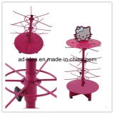 Spinner Counter Display Stand, Countop Display Rack, Tabletop Display Rack
