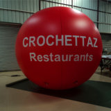 3m Big Inflatable Advertising Helium Balloon for Exhibition