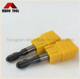 Low Price HRC55 Ball Nose Carbide Tools for Hard Metal