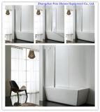 European Style Tempered Glass Shower Door \ Shower Bathtub Screen