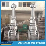 API Gear Operated Big Size Flange End Gate Valve