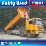 Wholesale 8X4 F3000 Used Shacman Dump Truck of Shacman Tipper