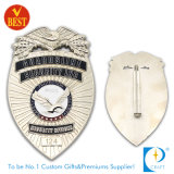 Guardsline Police Badge with Safety Pin in High Quality From China