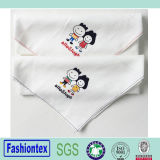 Hot Sale Soft Kids Muslin Cloth Prints Face Towels Baby Muslin Square Towel
