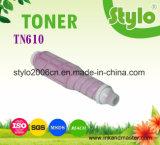 Top Quality Toner Cartridge Tn 610 for Konica Minolta C6500 Toner