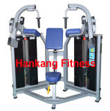 Fitness Equipment, Hammer Strength, Body-Builder Machine, ISO-Lateral Triceps Extension (MTS-8004)