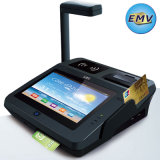 Modern Android Terminal Cash POS Machine with Fingerprint Reader and Printer