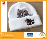 Tom and Jerry Embroidery Hat