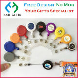 Various Popular Customized Plastic Badge Reel/Holder