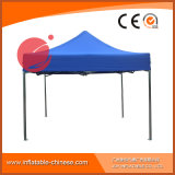 2017 New Blue Color Advertising Folding Beach Tent2-001