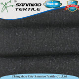 High Quality Black Spandex Terry Knitted Denim
