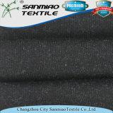 High Quality Black Spandex Terry Knitted Denim