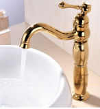 Antique Luxury Life Style Timeless Superb Basin Mixer (Zf-M17)