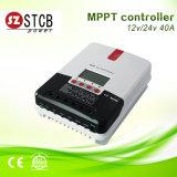 Auto 12V/24V/36V/48V 30A/60A Solar Panel Controller