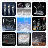 Wholesale Acrylic Trophy for for Souvenir
