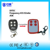 Hoppinmg Code Remote Keyfob Compatible with Ditec