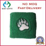 Wholesale Factory Price Terry Cotton Sports Sweat Wristband