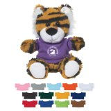 Plush Tiger Stuffed Toy Jungle Animal