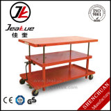 Hot Model Movable Handle Woodworking Lift Table for Sale