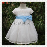 Casual Baby Clothes Fluffy Children Dress Prong Snap Fasteners Ceemee Dresses for Kids