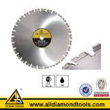 Segmented Saw Blade for Wet Cutting Cured Concrete