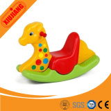 Kids Small Outdoor Plastic Rocking Horse Toy