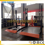 Hydraulic Valet Sedan, SUV 2 Post Two Post Car Parking Lift