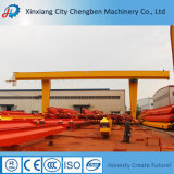 Light Duty Electric Single Beam Overhead Traveling Crane with Hoist