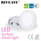 7W Round LED Light Panel LED Surface Panel Light with Ce&RoHS for Indoor