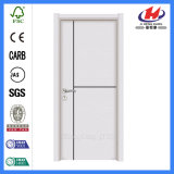 Interior PVC Wooden Plastic Laminate Door