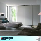 Simple Lacquer Free Standing Wardrobes Sliding Doors
