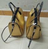 Bowling Style Perforated Metallic Neoprene Bag Neoprene Tote (STNB-028-01)