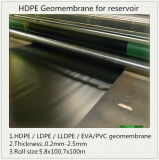 Double Side Textured HDPE Geomembrane