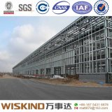 Large Span Prefabricated Warehouse Building of Steel Structure