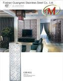Wall Decoration Stainless Steel Screen Guardrail (Six Petal Pattern)