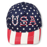 Wholesale The USA Star-Spangled Banner Children Hat Cap
