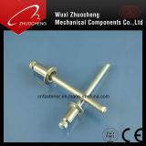 DIN7337 Aluminum and Carbon Steel Open End Blind Rivet