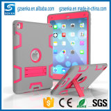 Hybrid Silicon Tablet Case for Kids with Stand for iPad Mini 4 Case