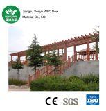Outdoor Garden Wood Plastic Composite Pergola