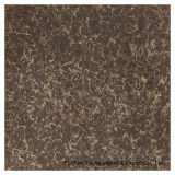 600X600mm Building Materials Brown Pilate Polished Porcelain Floor Tile (TJ6207)