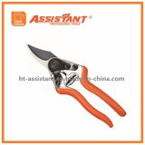 Drop Forged Bypass Titanium Pruning Shears with Aluminum Handles