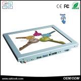 LCD Monitor AV Input Metal IPS Widescreen Industrial Monitor