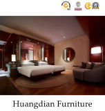 Modern Luxury 4 Star Hotel Hospitality Bedroom Furniture (HD609)