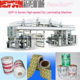 QDF-A Series High-Speed Film Dry Lamination Machine
