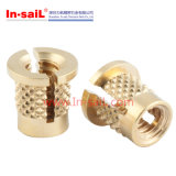 Press-Fit Threaded Inserts for Main Case