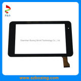 7 Inch Multi-Touch Capacitive Touch Screen Made of Film+Glass