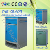 Thr-CB403 Hospital ABS Bedside Drawer with Wheels