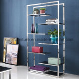Living Room Style Display Stand with Tempered Glass