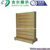 Wood Island Slatwall for Display (CYP-SL06)