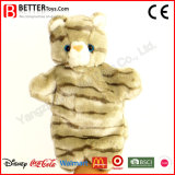 Stuffed Plush Animal Cat Toy Hand Puppet for Kids/Children